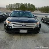 إكسبلورر 2015 سعودي 4WD