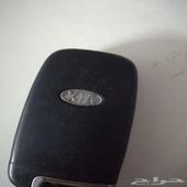 مفتاح كيا سيراتو 2012 بصمة