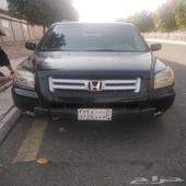 سيارة هوندا جيب على السوم موديل 2007