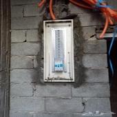عمل جميع أعمال الكهرباء للمنازل والعمارات