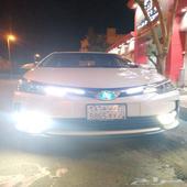 سيارة كورولا موديل 2017