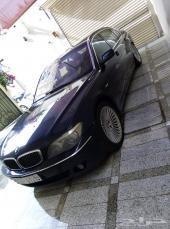 سيارة BMW موديل 2008 مقاس 730