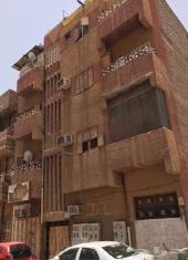 عمارة قريبه من مسجد قباء مساحة 143م (دخل 10)