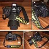 فرصة مميزة لمحترفين التصوير كاميرا NIKON D3