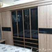 غرف نوم جاهز وتفصيل حسب الطلب