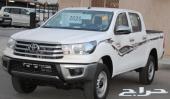 هايلكس GL2 ديزل 4x4 سعودي 2020 -113000بطاقة