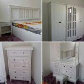 غرف نوم  ( أثاث راقي)