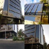 عماره تجارية جديدة للايجار حي السلامه