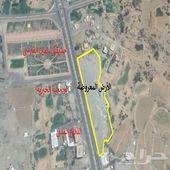 للاستثمار أو البيع أرض ببحر أبوسكينة