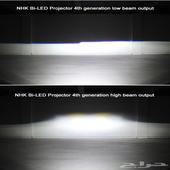 عدسات بروجكتر ليد NHK LED