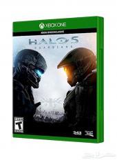 شريط اكس بوكس ون لعبة هالو 5 Halo