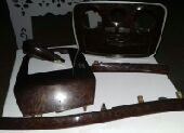 ديكور خشبي سوناتا 2008 وكاله  وقطع اخرى
