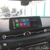 اضافة ابل كاربلي لسيارات بي ام BMW Mini CarPlay Google map
