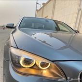 BMW 2012 ماشي 91 الف الحد70 الف