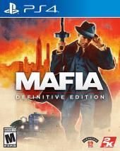 مافيا 1 سوني 4 MAFIA Definitive Edition جديد