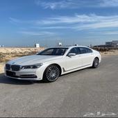 BMW 730 Li 2016 تحت الضمان