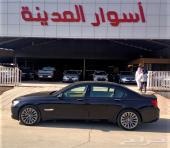 BMW 750Li individual 2011