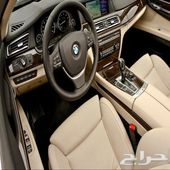 750 BMW مخزنه فل كامل 2011 للبدل بجيب لكزس