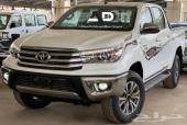 تويوتا هايلكس غمارتين SGLX ديزل 2020 سعودي