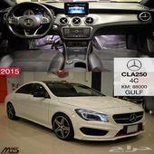 مرسيدس 2015 CLA250 AMG