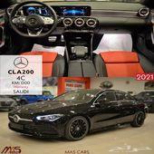 مرسيدس CLA200 2021