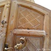 باب تراثي قديم