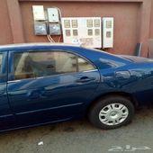 كرولا2001 اون أزرق عادي