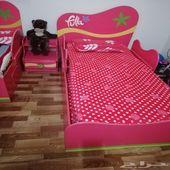 غرفة نوم لأطفال