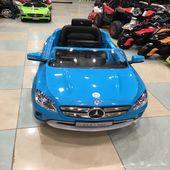 سيارة أطفال مرسيدس