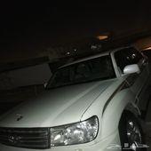 جيب تايوتا GXR موديل 2006 خليجي