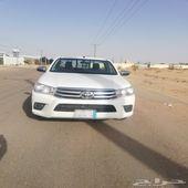 هايلكس 2017 سعودي الموقع وادي الدواسر