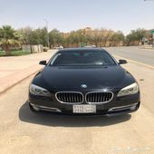 BMW730 موديل 2014