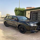 لكزس بلاك اديشن سعودي 2019