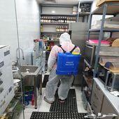شركة غسيل كنب سجاد فرشات مكيفات خزانات شقق