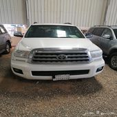 للبيع سياره اسكويا موديل 2012 فل كامل