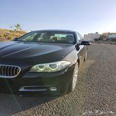 BMW الفئة الخامسه وكاله