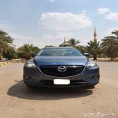 مازدا CX9  2016 سعودي