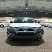 تايوتا فورشنر 2020 بنزين GX جديد