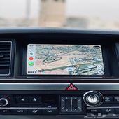 ذاكرة تحديث جينيسس Car play) (Android Auto)