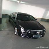 Cadillac ATS 2014 6 cylinders Black كاديلاك