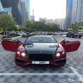 بنتلي GT 2015 خليجي للبيع