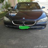 BMW ب م دبليو 730LI موديل 2012