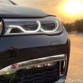 ناغي BMW 750Li .. سعودي ( M KiT )