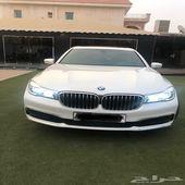 BMW 730 LI شبه جديده 2018