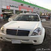 سيارة سانج يانج ركستون 320 كوري موديل 2011