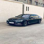BMW Li740 تم البيع
