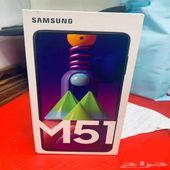 للبيع جوال سامسونج M51