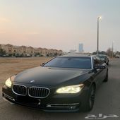 BMW 740li individual 2015 عالضمان