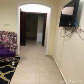 شقق مفروشة شرق الرياض اشبيليا غرفتين وصالة