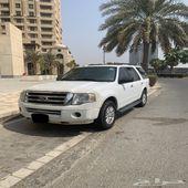 للبيع سيارة فورد أكبيدشن موديل 2012 XLT